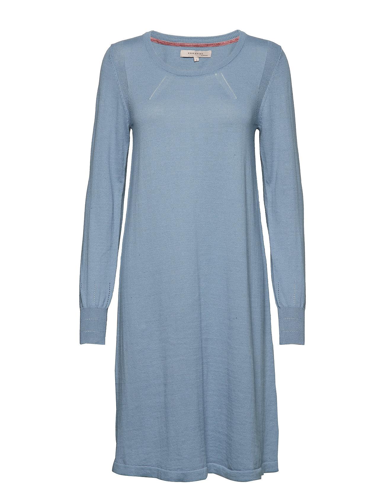 Dress Long Long Sleevefaded Sleevefaded Dress DenimNoa DenimNoa QCtrdxsh