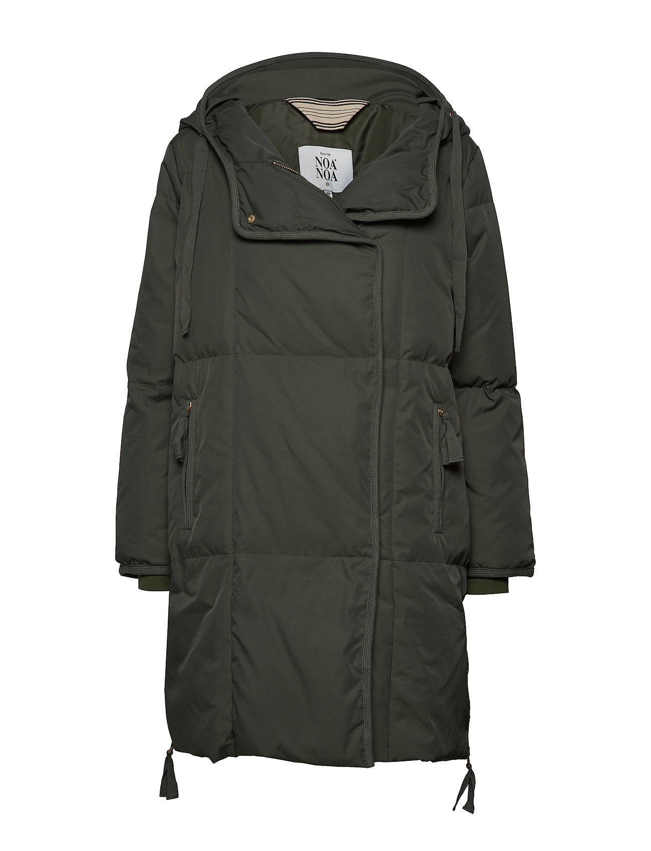 Noa Noa Heavy outerwear - ARMY GREEN