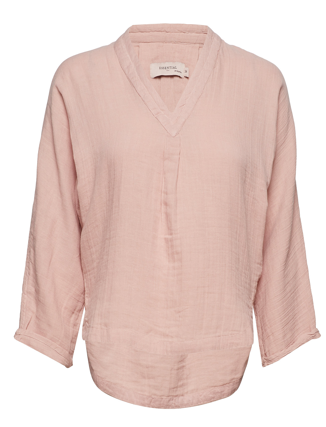 Noa Noa Blouse - ADOBE ROSE