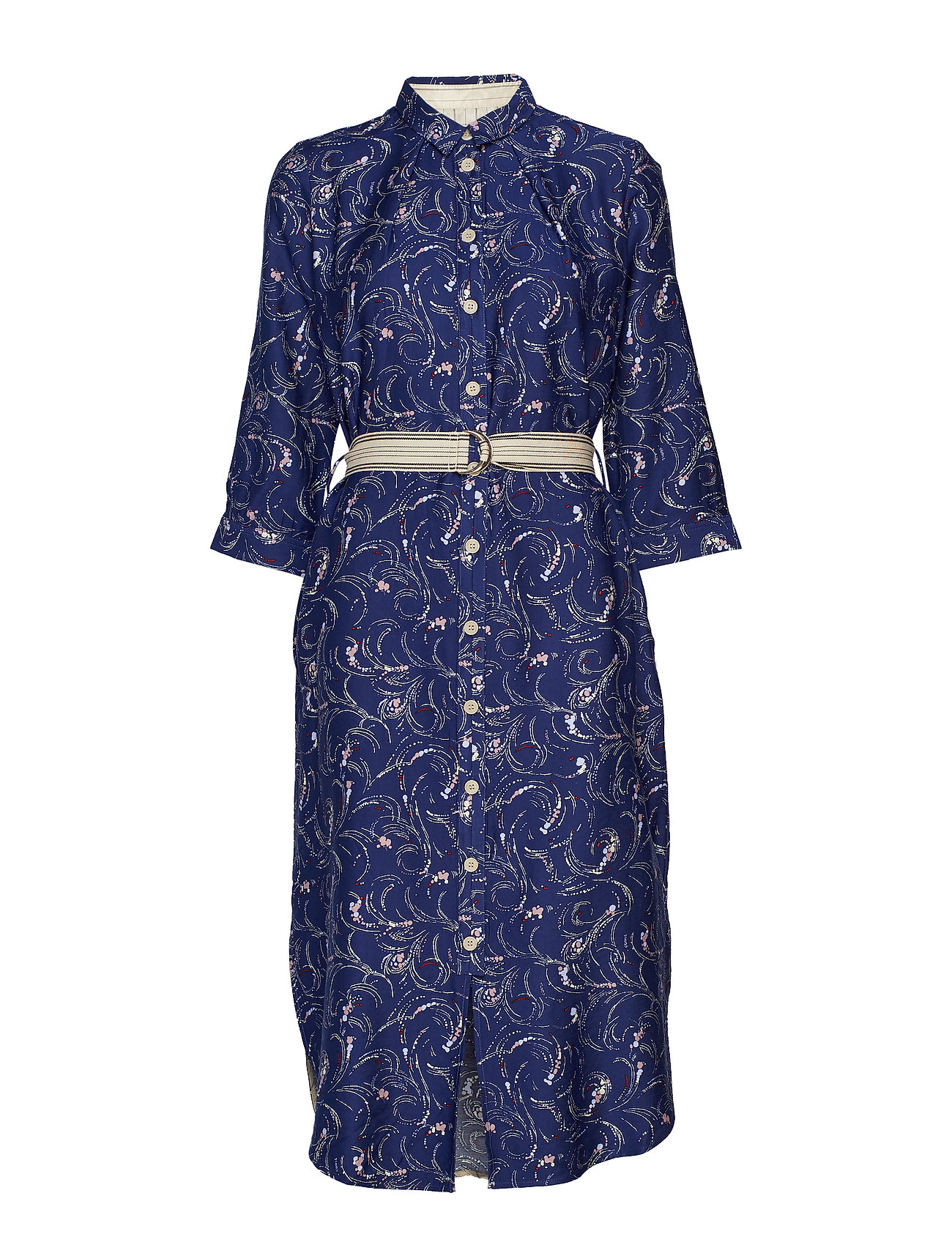 BlueNoa Long Sleeveprint Dress Sleeveprint Long Dress BlueNoa uPkZOXiT