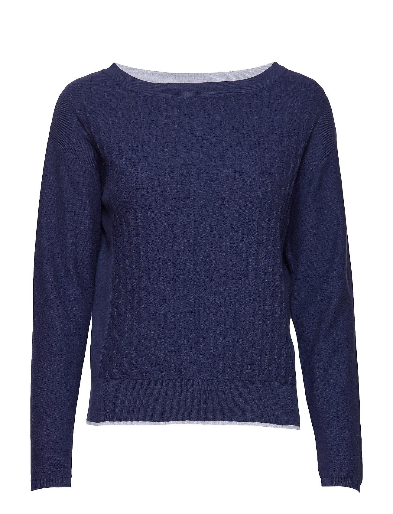Noa Noa Pullover - PATRIOT BLUE