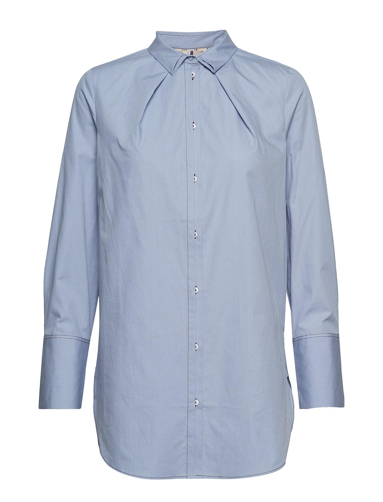 Noa Noa Shirt - ZEN BLUE