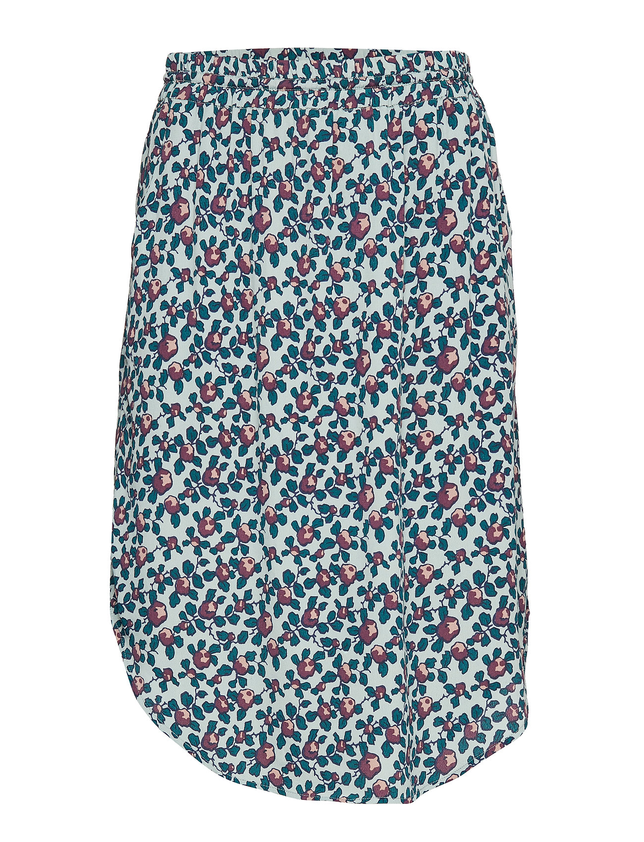 Noa Noa Skirt - PRINT GREEN