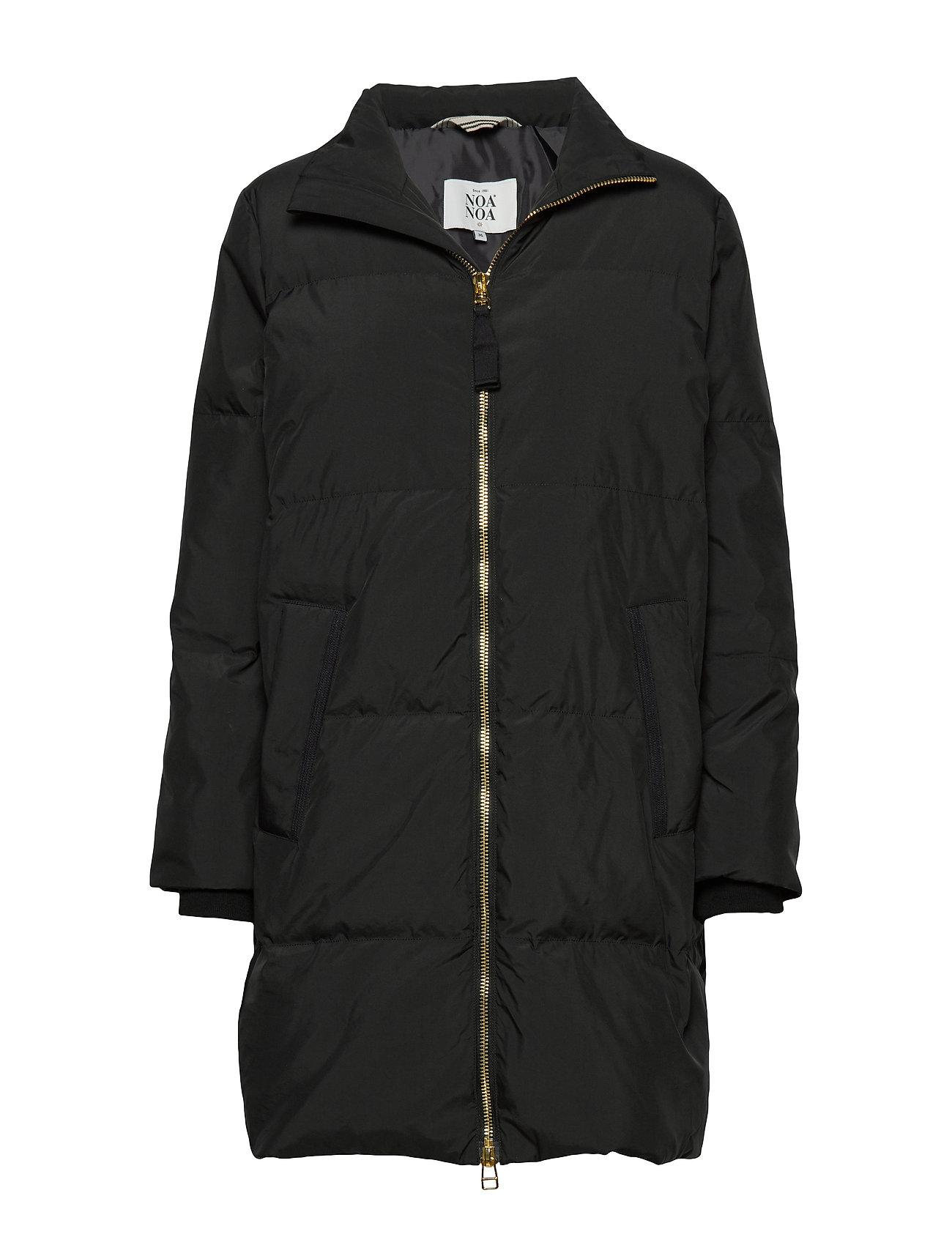Noa Noa Heavy outerwear - BLACK