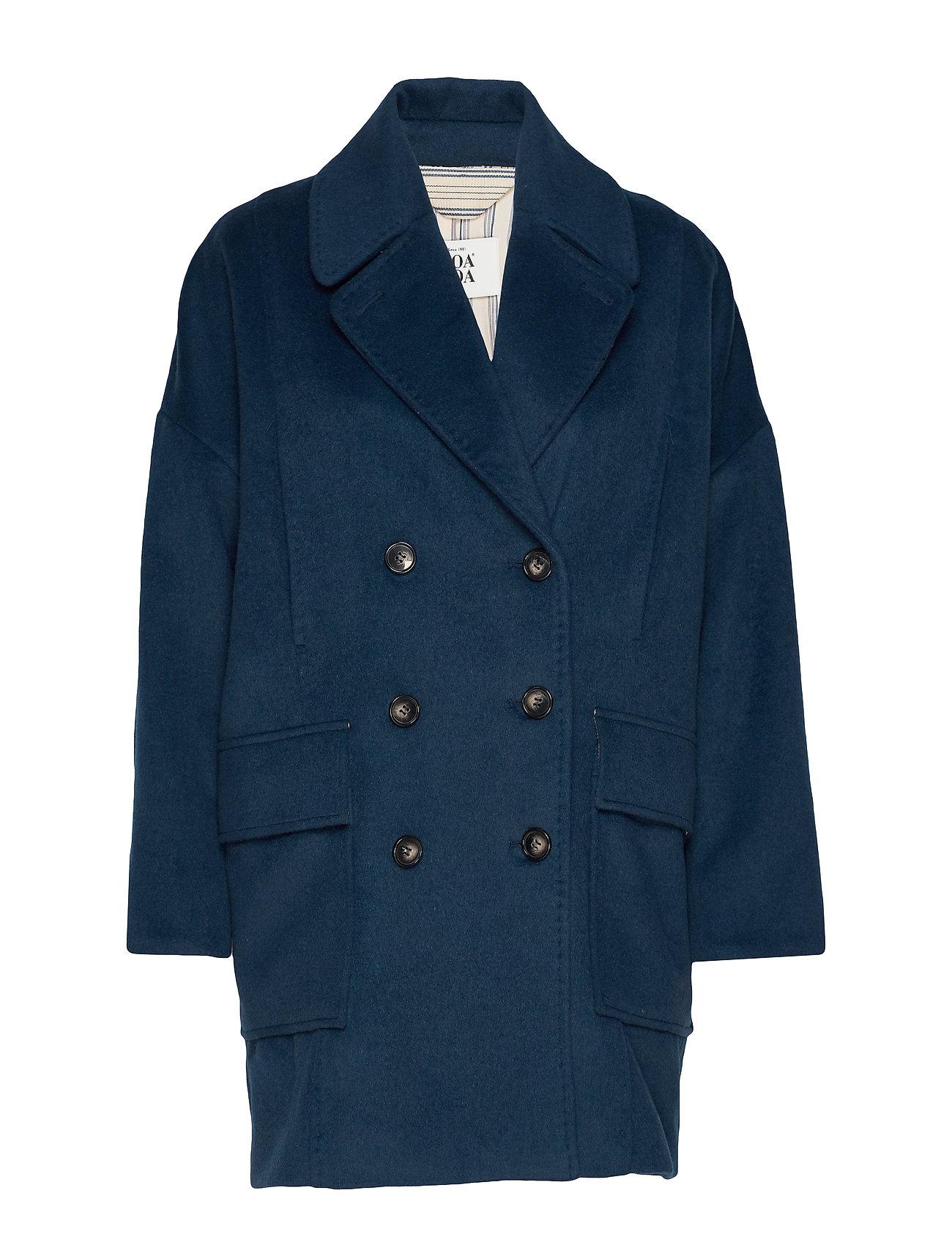 Noa Noa Heavy outerwear - DRESS BLUES
