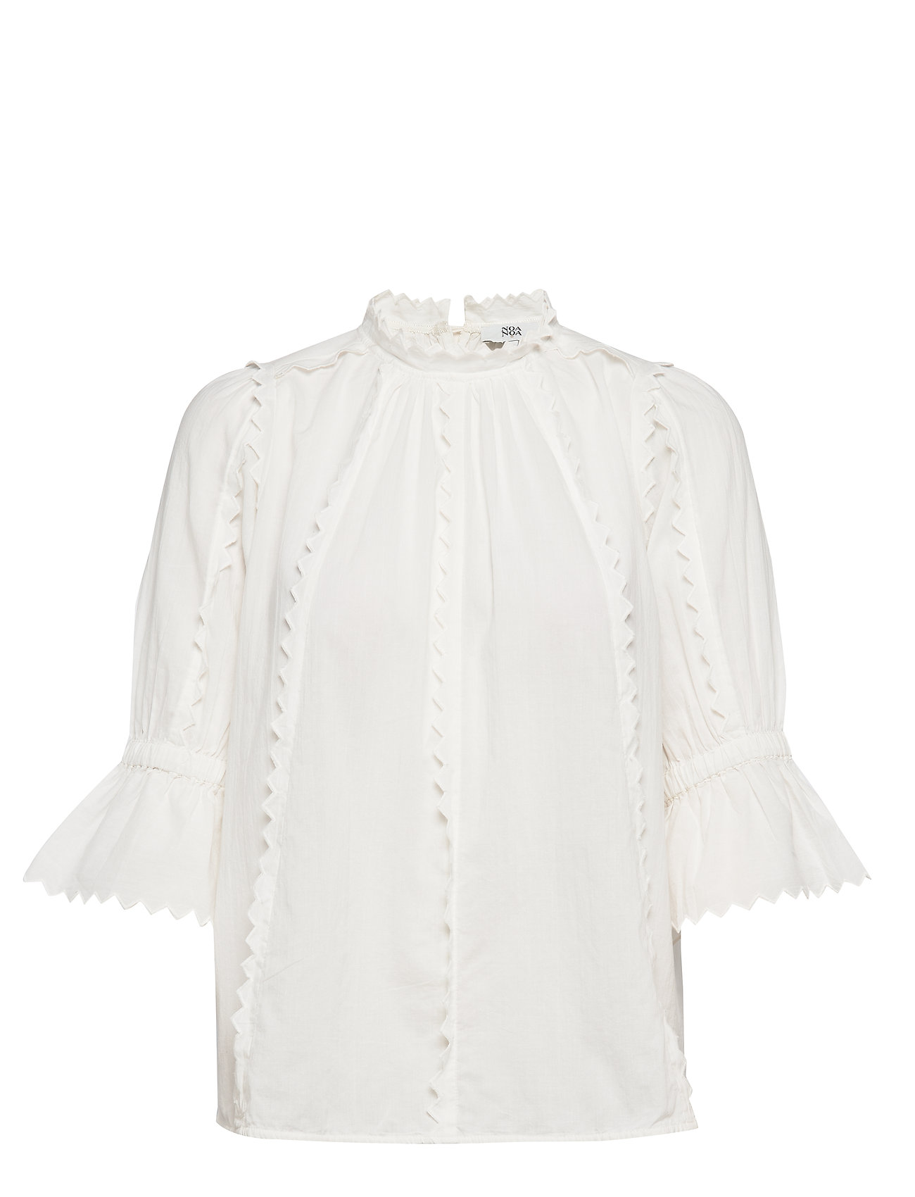 Noa Noa Blouse - CLOUD DANCER