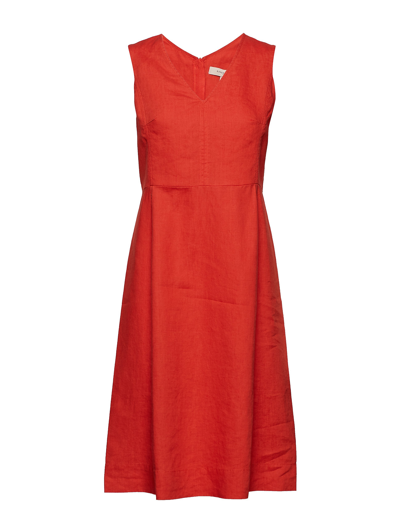 Noa Noa Dress sleeveless - VALIANT POPPY