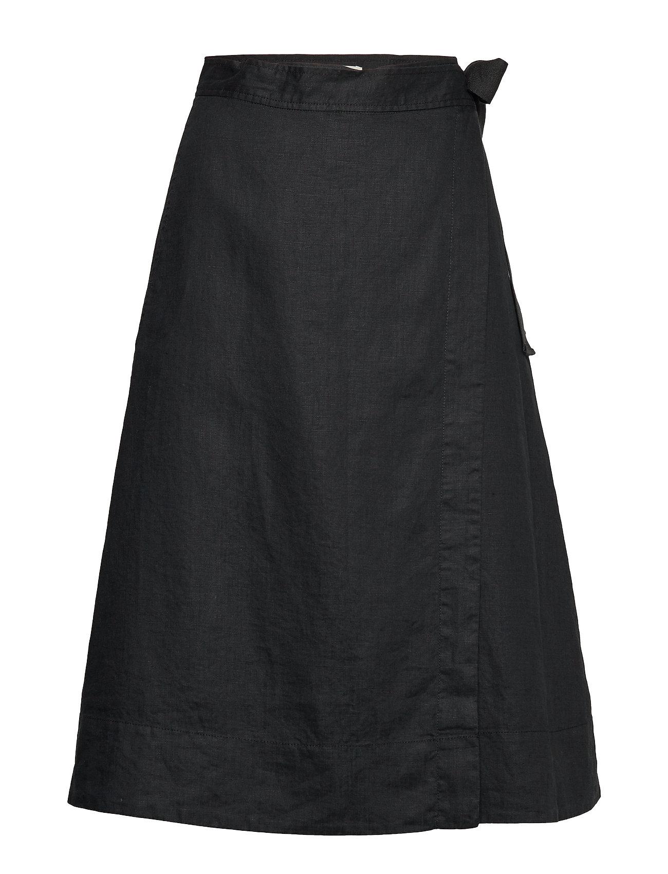 Noa Noa Skirt - BLACK