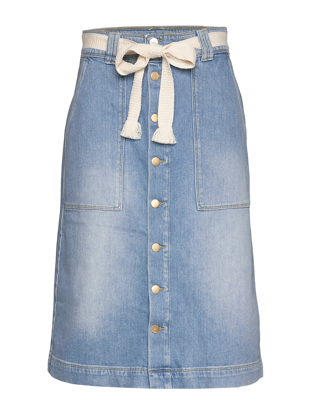 Noa Noa Skirt - DENIM