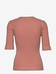 Noa Noa - Pullover - gebreide t-shirts - canyon clay - 1