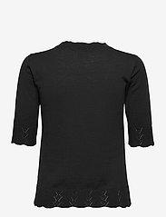 Noa Noa - Pullover - strikkede toppe - black - 1