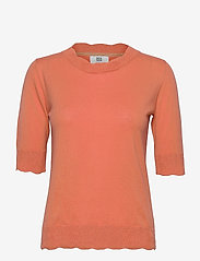 Noa Noa - Pullover - strikkede toppe - dusted clay - 0