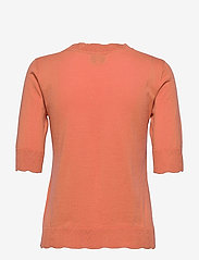 Noa Noa - Pullover - strikkede toppe - dusted clay - 1