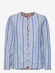 Noa Noa - Jacket - lichte jassen - art blue - 0