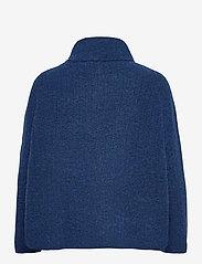 Noa Noa - Pullover - turtlenecks - blue melange - 1