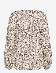Noa Noa - Blouse - langærmede bluser - print off white - 1