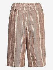 Noa Noa - Shorts - bermudas - art brown - 1