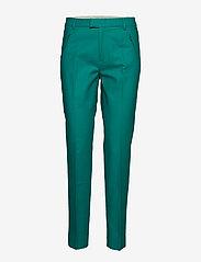 Noa Noa - Trousers - broeken med straight ben - deep jungle - 0