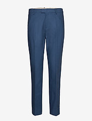 Noa Noa - Trousers - broeken med straight ben - ensign blue - 0