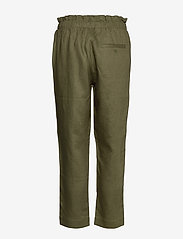 Noa Noa - Trousers - broeken med straight ben - winter moss - 1