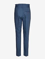 Noa Noa - Trousers - straight leg trousers - ensign blue - 1