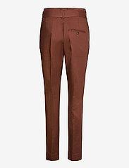 Noa Noa - Trousers - slim fit bukser - friar brown - 1