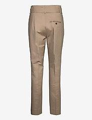 Noa Noa - Trousers - broeken med straight ben - dune - 1