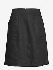 Noa Noa - Skirt - midi rokken - black - 0
