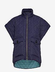 Noa Noa - Light outerwear - utility jackets - peacoat - 2
