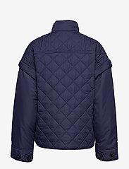 Noa Noa - Light outerwear - utility jackets - peacoat - 4