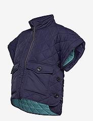 Noa Noa - Light outerwear - utility jackets - peacoat - 6