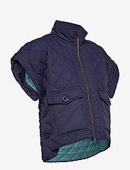 Noa Noa - Light outerwear - utility jackets - peacoat - 7