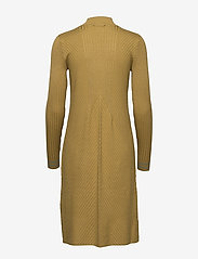 Noa Noa - Dress long sleeve - gebreide jurken - bronze mist - 1