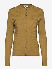Noa Noa - Cardigan - vesten - bronze mist - 0