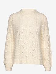 Noa Noa - Pullover - truien - bone white - 0