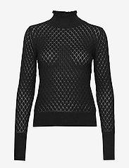 Noa Noa - Pullover - turtlenecks - black - 0