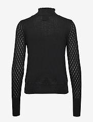Noa Noa - Pullover - turtlenecks - black - 1