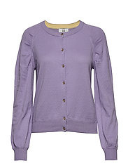 Cardigan - HEIRLOOM LILAC