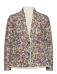 Jacket - PRINT MULTICOLOUR