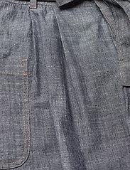 Noa Noa - Shorts - bermudas - denim dark blue - 3