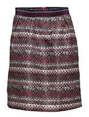 Skirt - ART RED