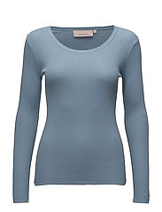 T-shirt - BLUE SHADOW