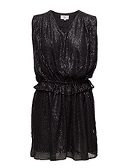 Dress sleeveless - ASPHALT