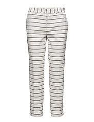 Trousers - ART WHITE