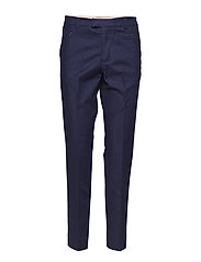 Trousers - MARITIME BLUE