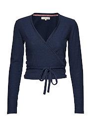 Wrap - DRESS BLUES