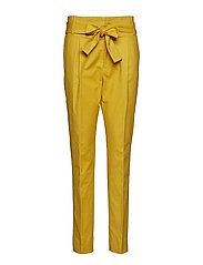 Trousers - OIL YELLOW