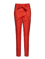 Trousers - RED CLAY