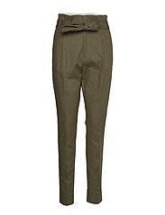 Trousers - WINTER MOSS