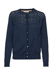 Cardigan - DRESS BLUES